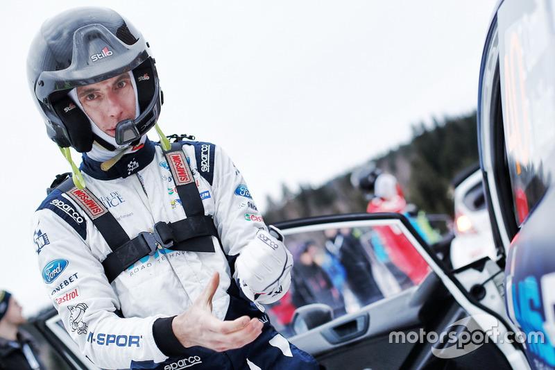 Eric Camilli, M-Sport, Fiesta R5