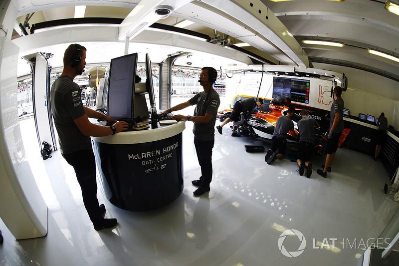 Box: McLaren