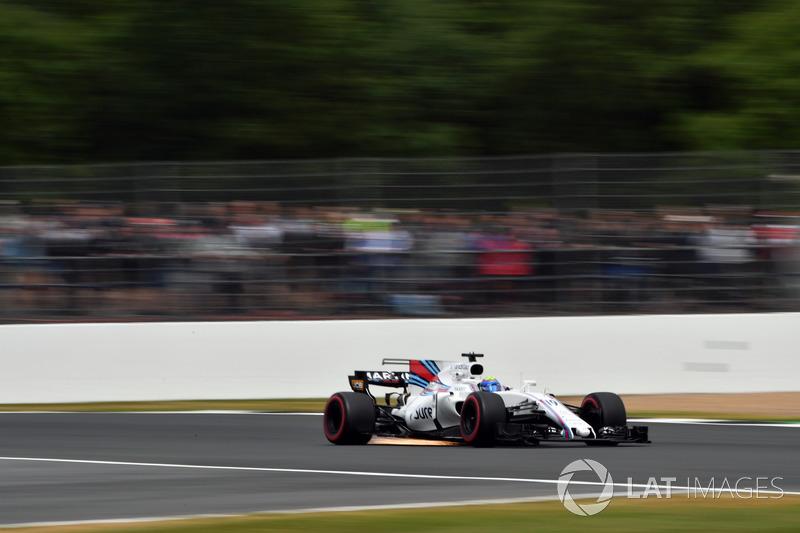 Funkenflug: Felipe Massa, Williams FW40