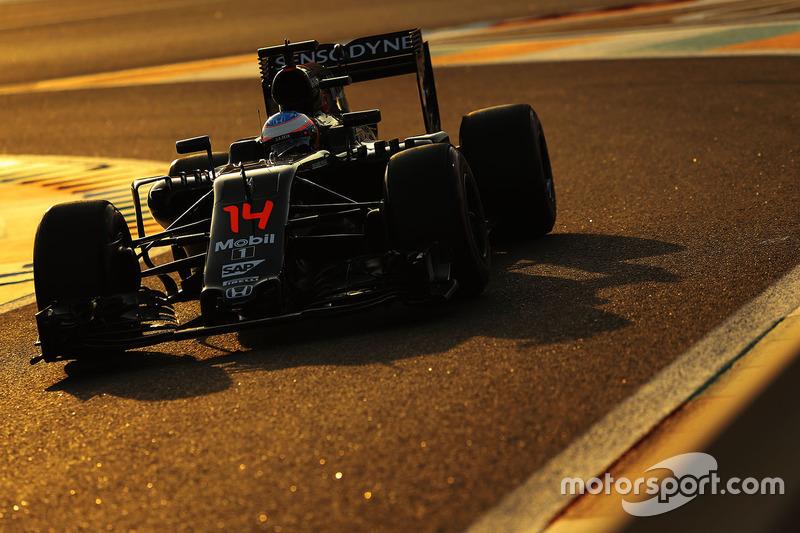 10e - Fernando Alonso (McLaren-Honda)