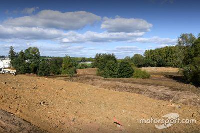 Le Mans circuit aanpassingen