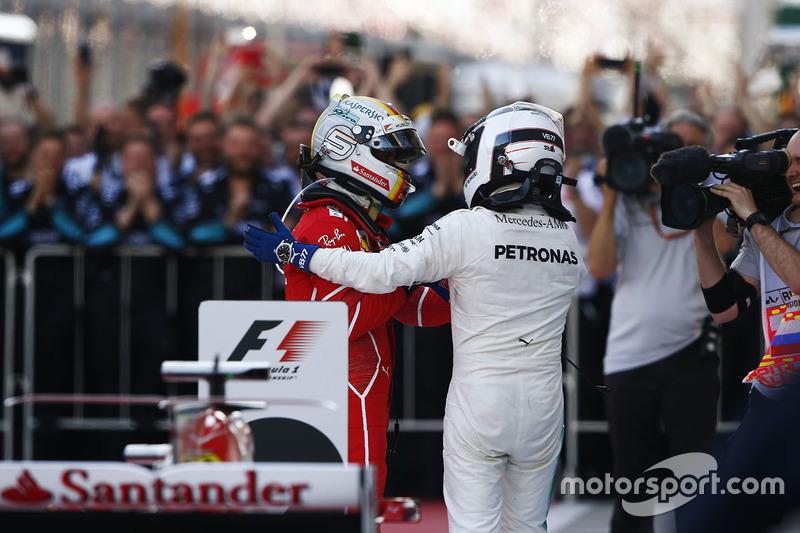 116. 2017: Гран Прі Бахрейну (П1-К), Росії, Азербайджану
