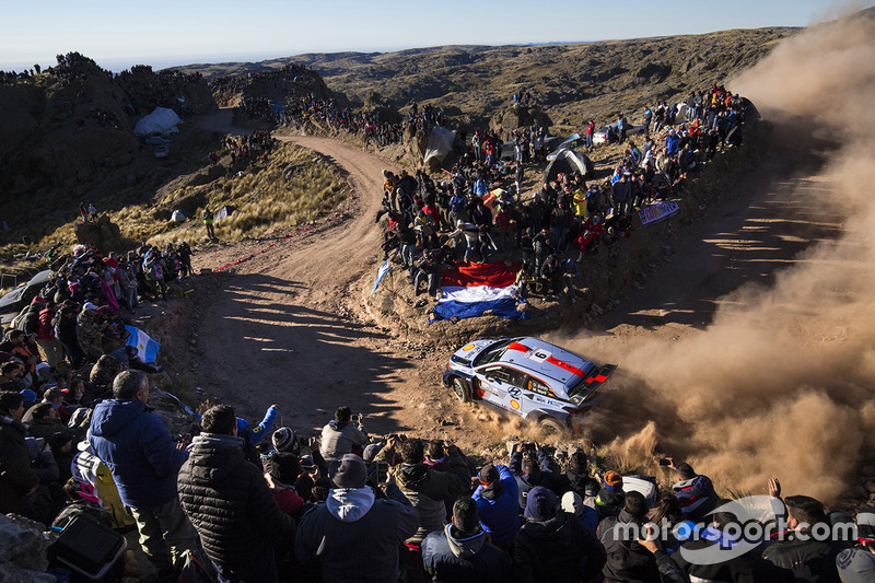 7. Dani Sordo, Marc Marti, Hyundai i20 WRC, Hyundai Motorsport