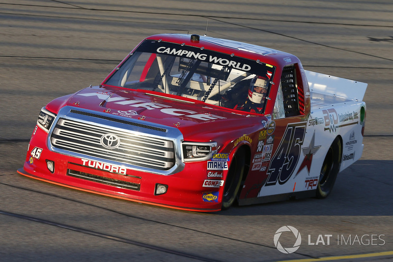 Austin Wayne Self, AM Racing Toyota