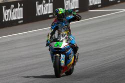 Yarış galibi Franco Morbidelli, Marc VDS