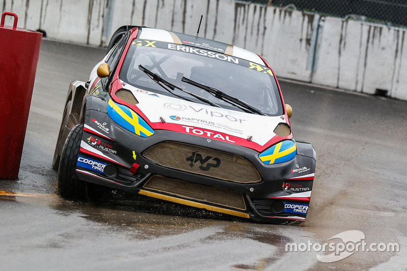 Кевін Ерікссон, MJP Racing Team Austria Ford Fiesta