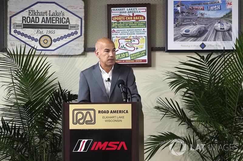 Скотт Атертон представляє сезон IMSA 2018 року