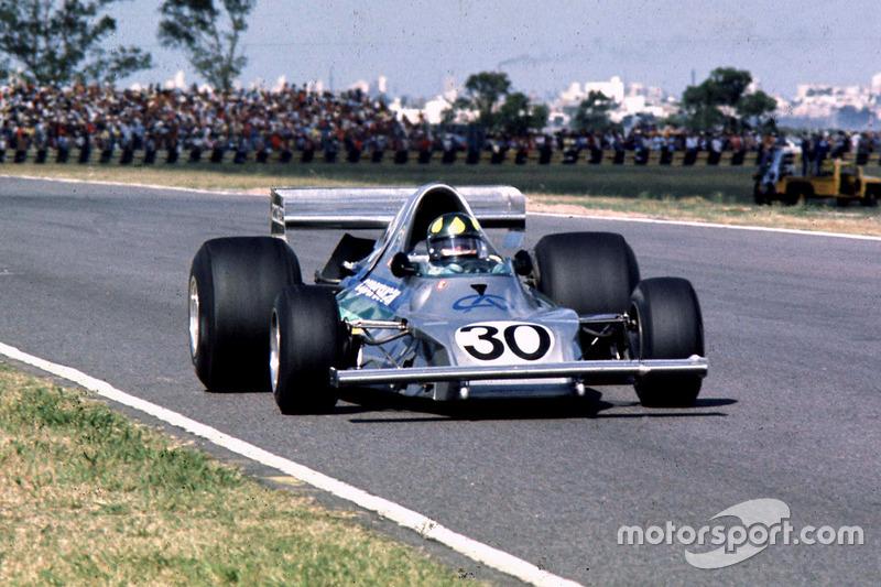 1975 - Wilson Fittipaldi Jr., Copersucar Fittipaldi FD01-Ford