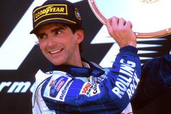 Podium: 1. Damon Hill, Williams Renault
