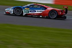 #67 Ford Chip Ganassi Racing Ford GT: Енді Пріоль, Гаррі Тінкнелл, Піпо Дерані