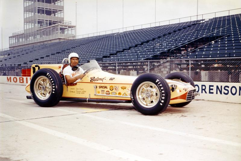Jimmy Bryan (Epperly) - Indy 500 1958