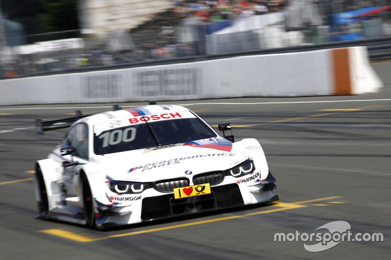 11. Martin Tomczyk, BMW Team Schnitzer, BMW M4 DTM