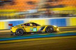 #63 Corvette Racing Chevrolet Corvette C7-R: Jan Magnussen, Antonio Garcia, RickyツTaylor