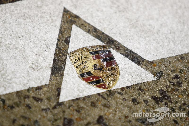 Logo de Porsche