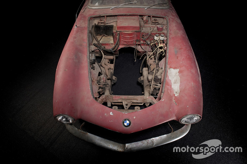Elvis Presley BMW 507