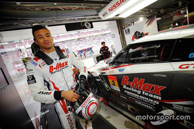 Jann Mardenborough, Nddp Racing, GT300
