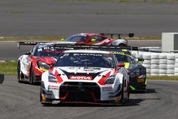 #23 Nissan GT Academy Team Nissan Gt-R Nismo GT3: Alex Buncombe, Mitsunori Takaboshi