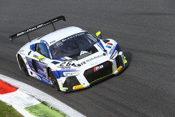 #26 Sainteloc Racing, Audi R8 LMS: Grégory Guilvert, Mike Parisy, Christopher Haase