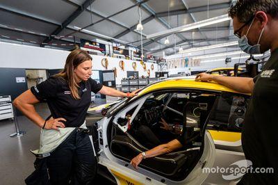 ROWE Racing pilot açıklaması