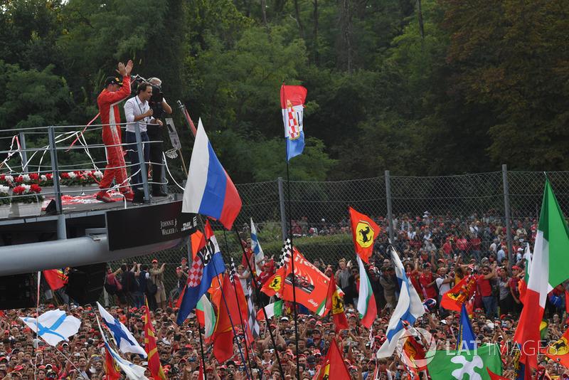 Kimi Raikkonen, Ferrari con Felipe Massa