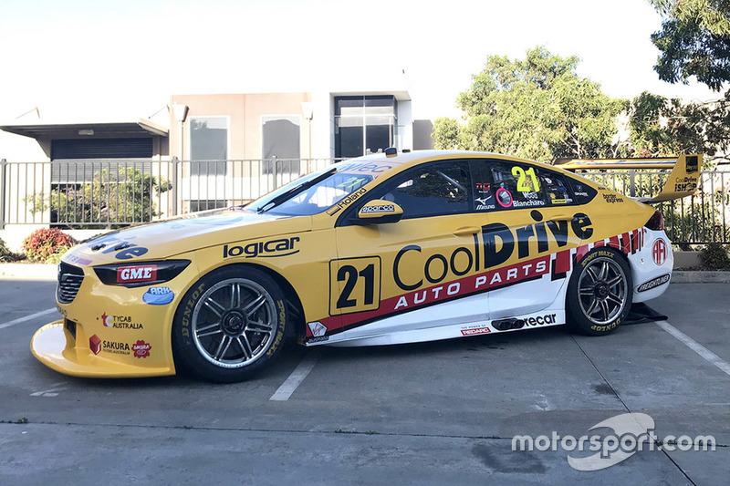 Brad Jones Racing – Tim Blanchard/Dale Wood