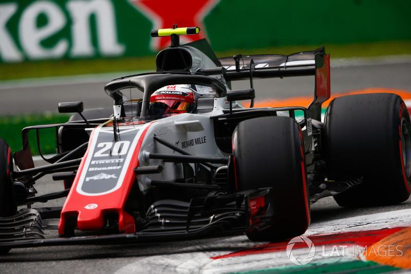 11. Кевин Магнуссен, Haas F1 Team