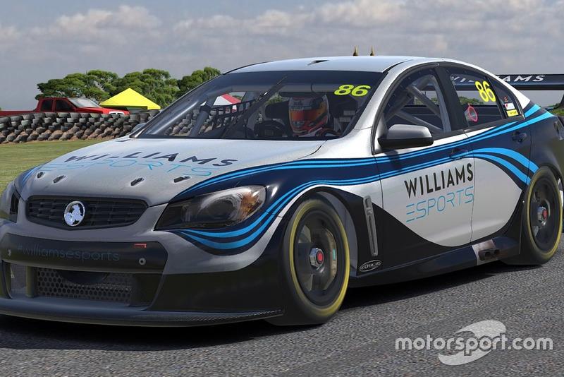 Agustín Canapino, Williams eSports