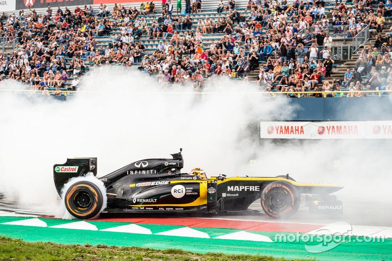 Джек Ейткен, Renault Sport F1 Team RS E20, Gamma Racing Day 2018