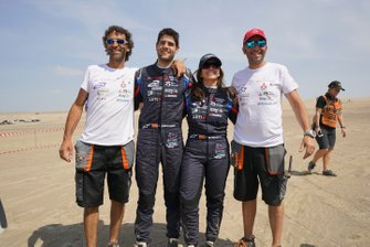 Кристина Гутьеррес и Пабло Морено Уэте, Mitsubishi Eclipse Cross-Sodicars Racing