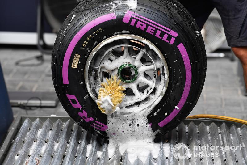 Колесо Red Bull Racing