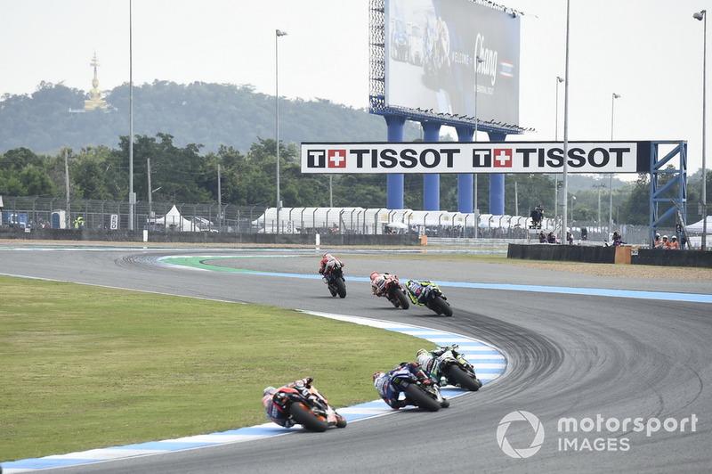 Race action, Andrea Dovizioso, Ducati Team