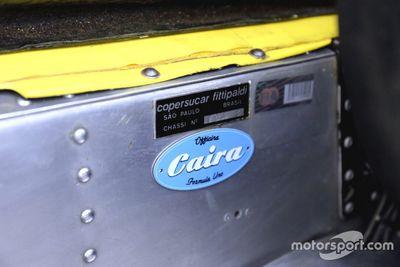 Copersucar Fittipaldi FA5 satılık
