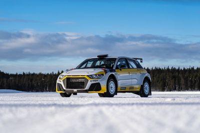 Audi A1 quattro Rally2