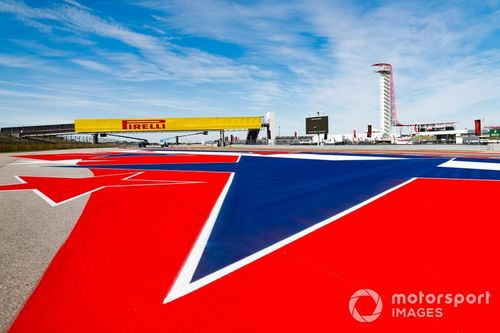 F1 United States GP Live Commentary and Updates - Race day