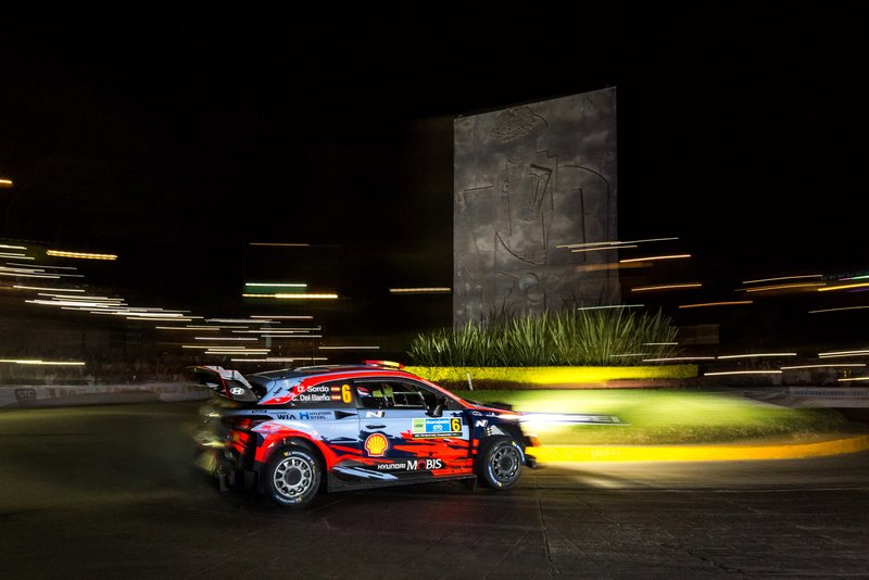Dani Sordo, Carlos Del Barrio, Hyundai Motorsport