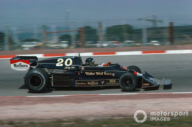 1976 Wolf Williams