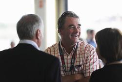 Nigel Mansell, Riccardo Patrese