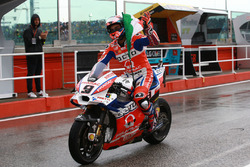 Le deuxième, Danilo Petrucci, Pramac Racing
