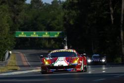 #51 AF Corse Ferrari 488 GTE : James Calado, Alessandro Pier Guidi, Lucas di Grassi