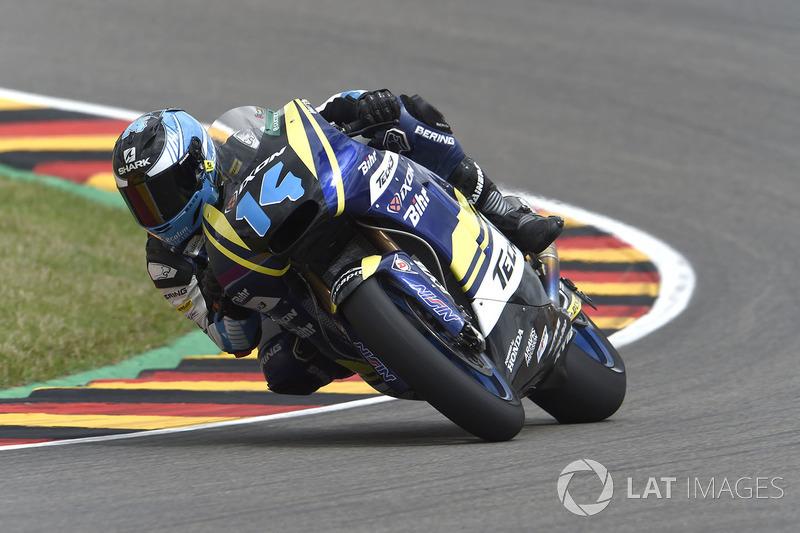 Hector Garzo, Tech 3 Racing