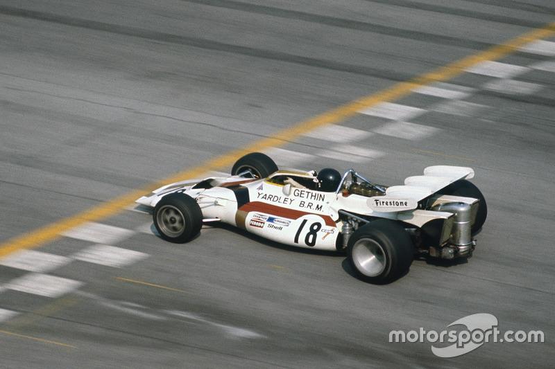 Peter Gethin: GP Italien 1971 in Monza