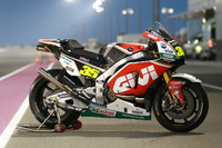 The bike of Cal Crutchlow, Team LCR Honda