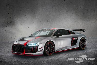Revelación Audi R8 LMS GT4