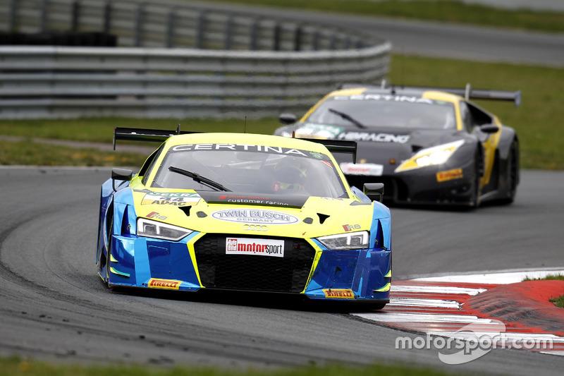 #44 Twin Busch Motorsport, Audi R8 LMS