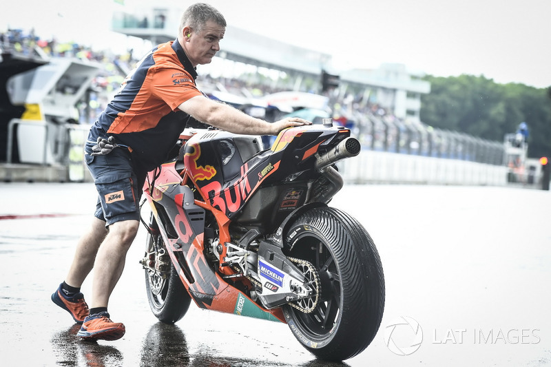 Мотоцикл KTM RC16, Red Bull KTM Factory Racing
