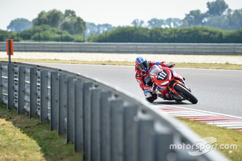 #111 Honda Endurance Racing, Honda: Julien da Costa, Sebastien Gimbert, Freddy Foray