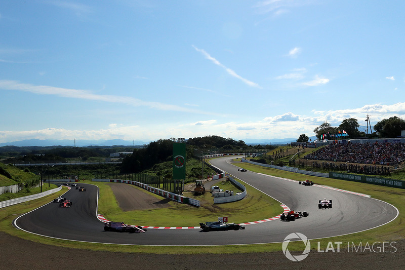 17. GP Jepang (5-7 Oktober)