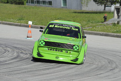 Martin Bürki, VW Polo MB, MB Motorsport