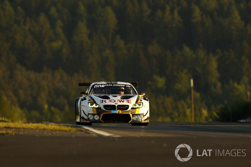 №99 Rowe Racing, BMW M6 GT3