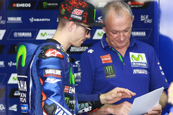 Maverick Viñales, Yamaha Factory Racing, Forcada